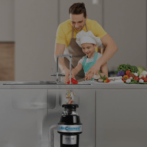 Food waste disposer machine in india