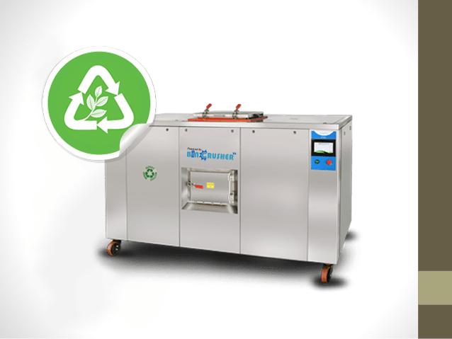 Organic Waste Composting Machine in India