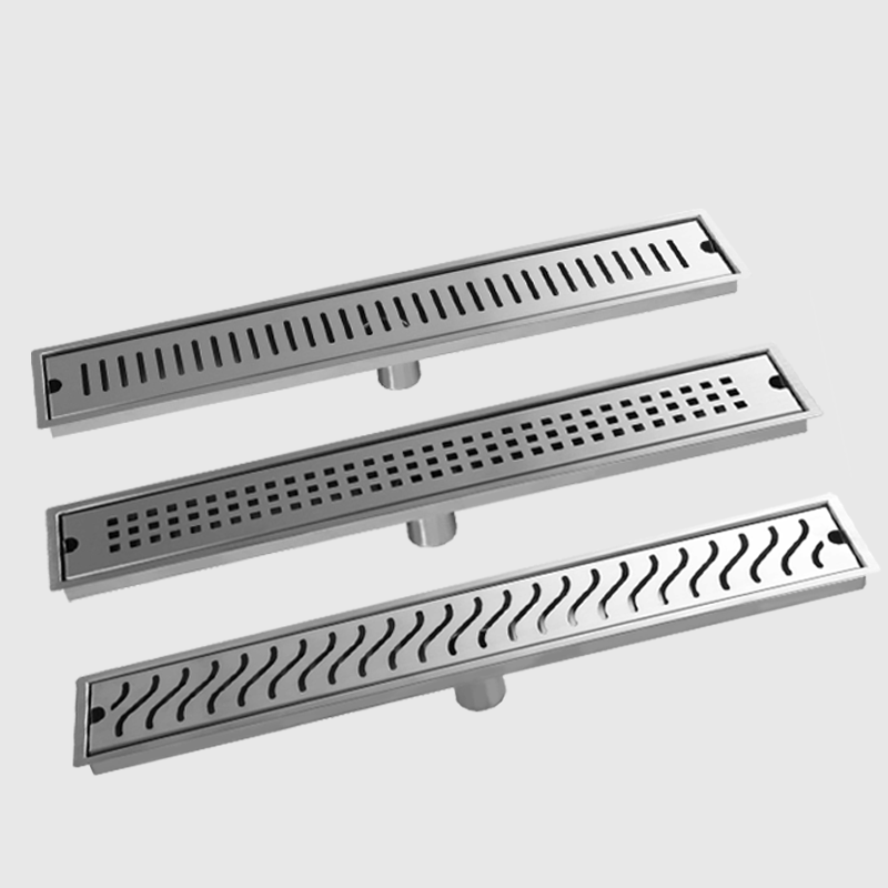 stainlness steel floor drains in India