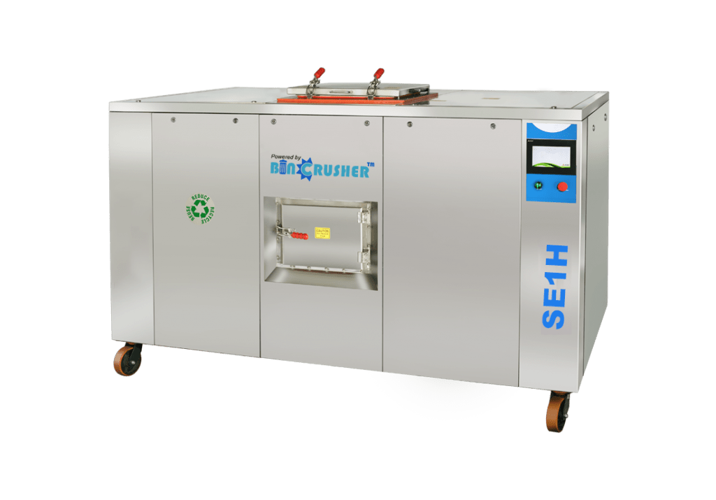 organic composting machine SE 1H