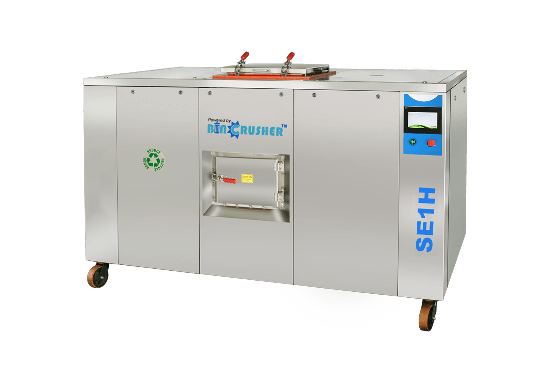 organic composting machine SE 1H