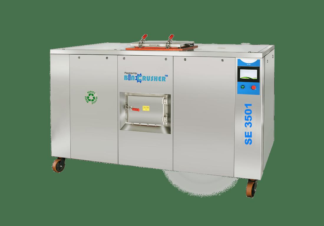 organic composting machine SE 3501 india